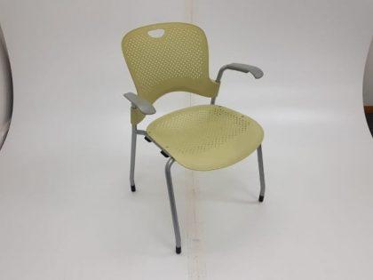 Herman Miller Stackable Caper Chairs