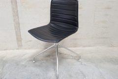 Arper Catifa Trestle Swivel Chairs