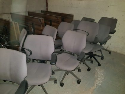 Humanscale Freedom Low Back Operator Chairs