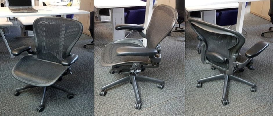 Used Herman Miller Aeron Chairs 200+Available