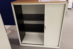 Used Tambour Cupboard