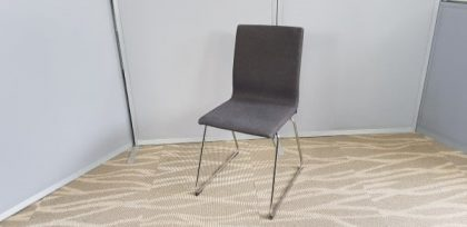 Grey Stacking Chairs