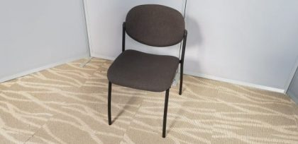 Charcoal Stackable Meeting Chairs