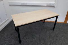 Oak Fold Away Meeting Tables