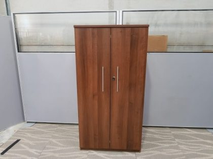 Walnut Storage Cupboard