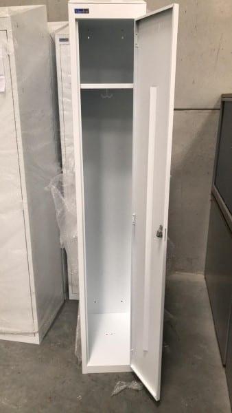 Single Door Metal Lockers Second Hand Office Storage Suf