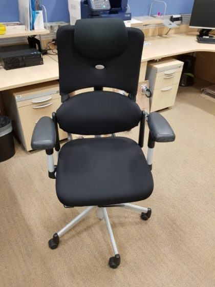 Steelcase Please Operator Chairs