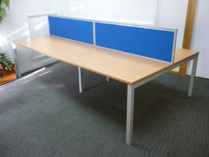 Senator Bench Desks