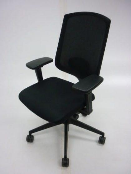 Senator Clipper Mesh Back Chairs