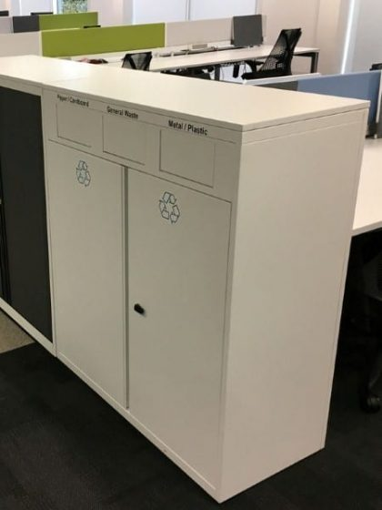 Bisley Recycling Cupboards