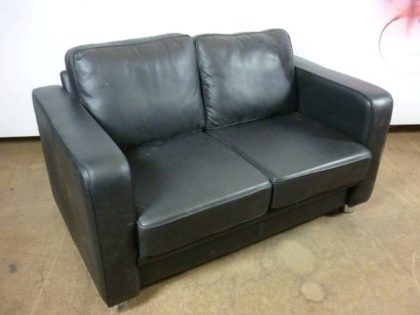 Boss Design Boxer Leather Sofa