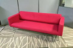 Used Connection Red Sofas
