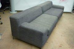 Used Grey Modular Sofa