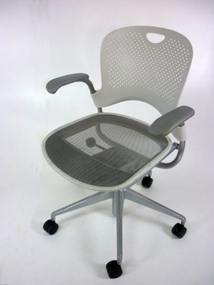 Herman Miller Caper Operator Chairs