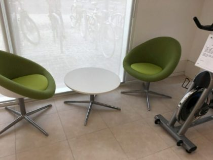 Herman Miller Tub Chairs