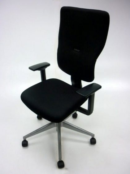 Steelcase Let's B V2 Operator Chairs
