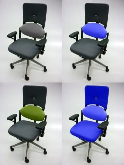Steelcase Please V1 Operator Chairs