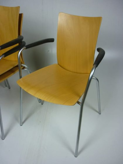 Stackable Cafe Chairs