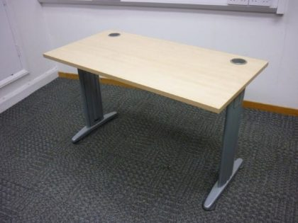 Compact Maple Desks