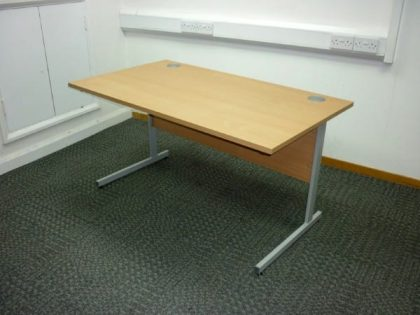 Senator Beech Desks
