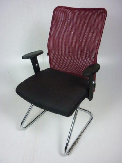 Techo Mesh Back Meeting Chairs