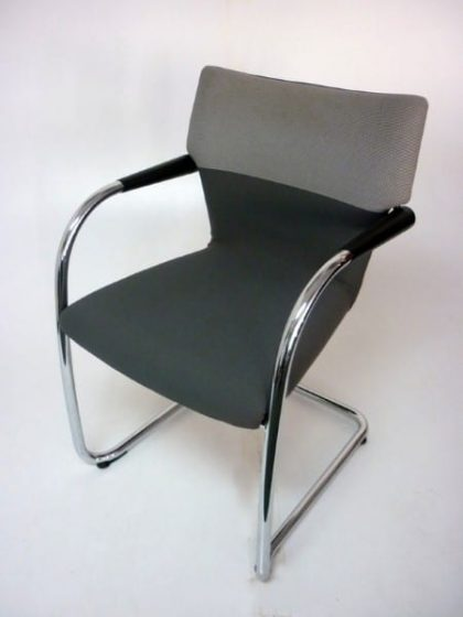 Vitra Visastripes Cantilever Chairs