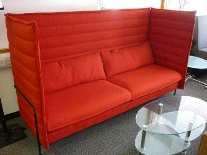Vitra Alcove Highback Sofas