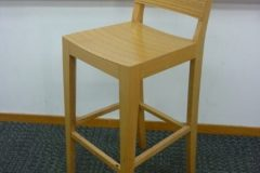 Used Bamboo Bar Stools