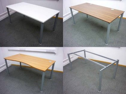 1600mm Height-Adjustable Desks