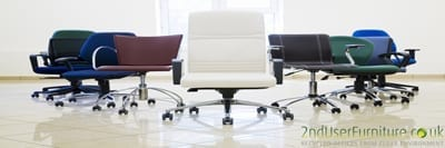 Used Office Chairs & Operator Chairs