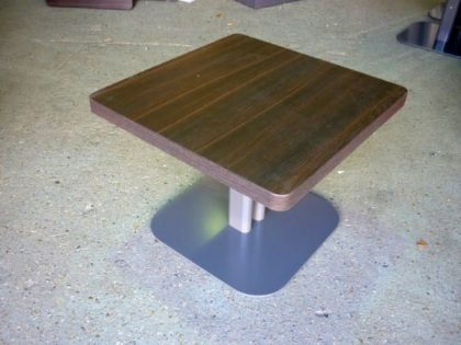 Wenge Square Coffee Tables