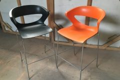 Used Plastic Bar Stools