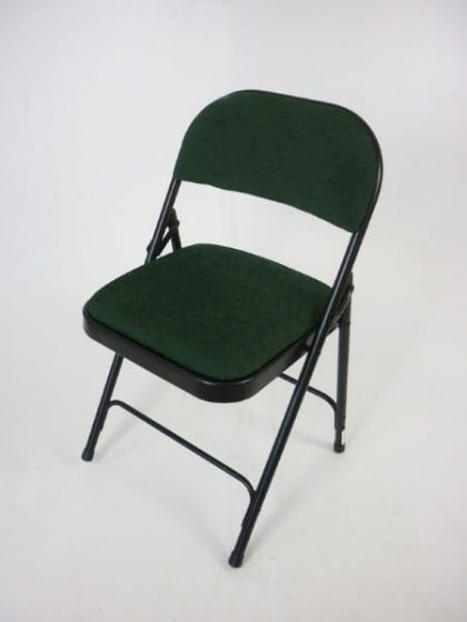 Dark Green Folding Chairs