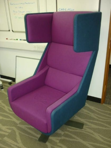 Haworth BuzziMe Lounge Chair