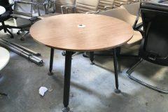 Herman Miller Abak Circular Meeting Table