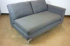 Single Arm Two Seater Sofa