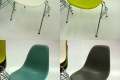 Used Vitra DSS Office Chairs