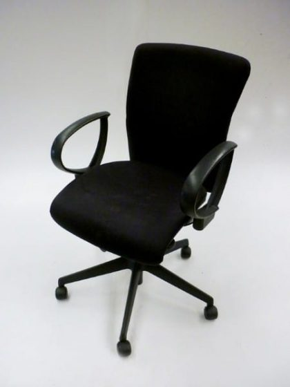 Orangebox Go Black Operator Chairs