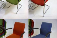 Kusch & Co Ona Plaza Meeting Chairs