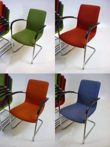 Kusch & Co Ona Plaza Meeting Chairs