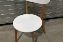 White Breakout Chairs